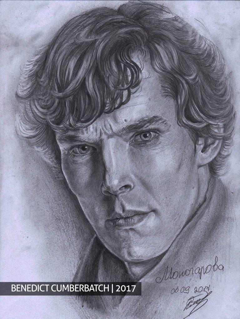 Order Cumberbatch portrait