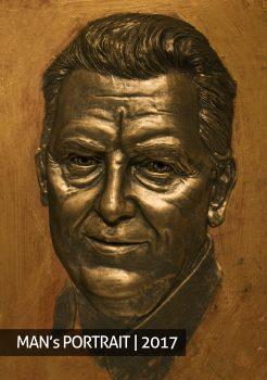 Man's portrait order buy sculpture bust
